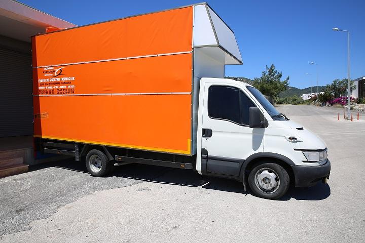 kurtoglu kamyon 1